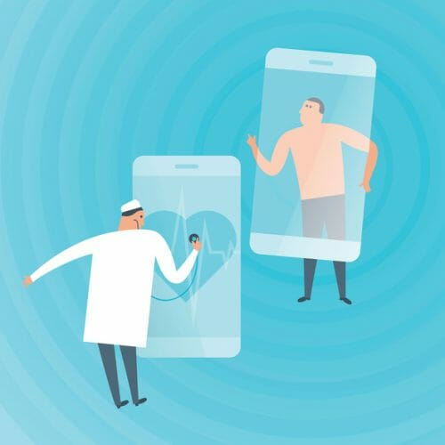 Telemedicine in the latest trend in healthcare offerings